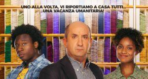 """Poster for the movie """"Contromano"""""""
