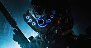 "Poster for the movie ""Kill Command"""