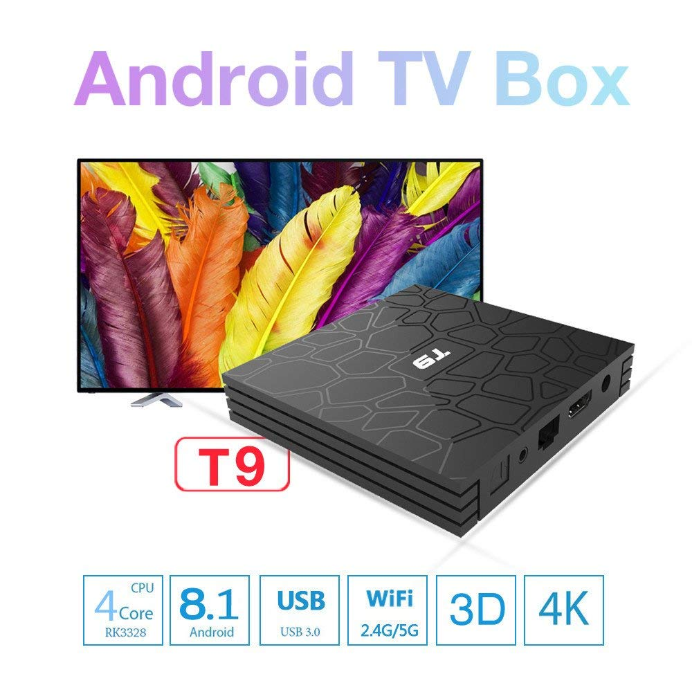 tv box android t9  Oreo sbarca su Hindotech T9 Smart TV Box