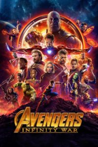 "Poster for the movie ""Avengers - Infinity War"""