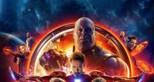 """Poster for the movie """"Avengers - Infinity War"""""""