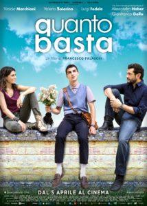 """Poster for the movie """"Quanto basta"""""""