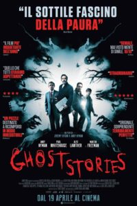 """Poster for the movie """"Ghost Stories"""""""