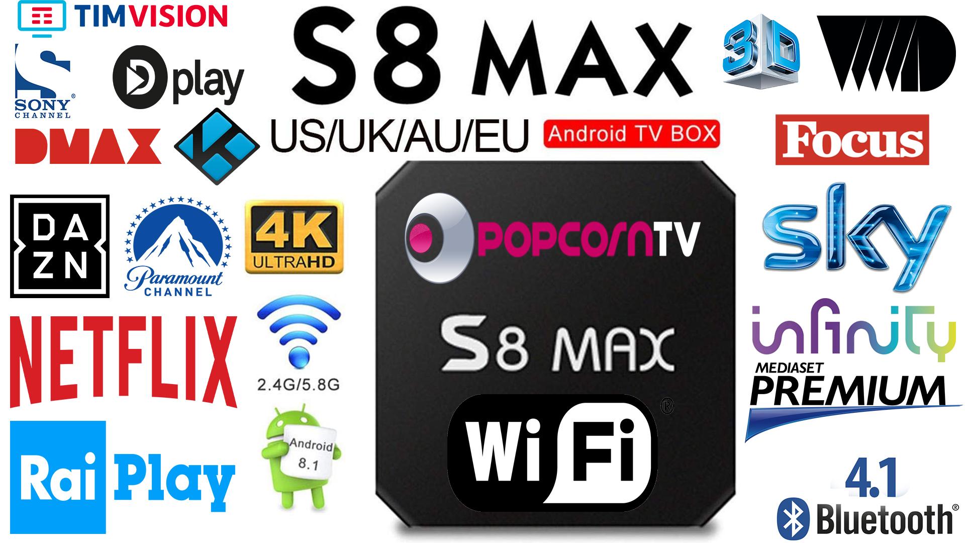 S8 Max