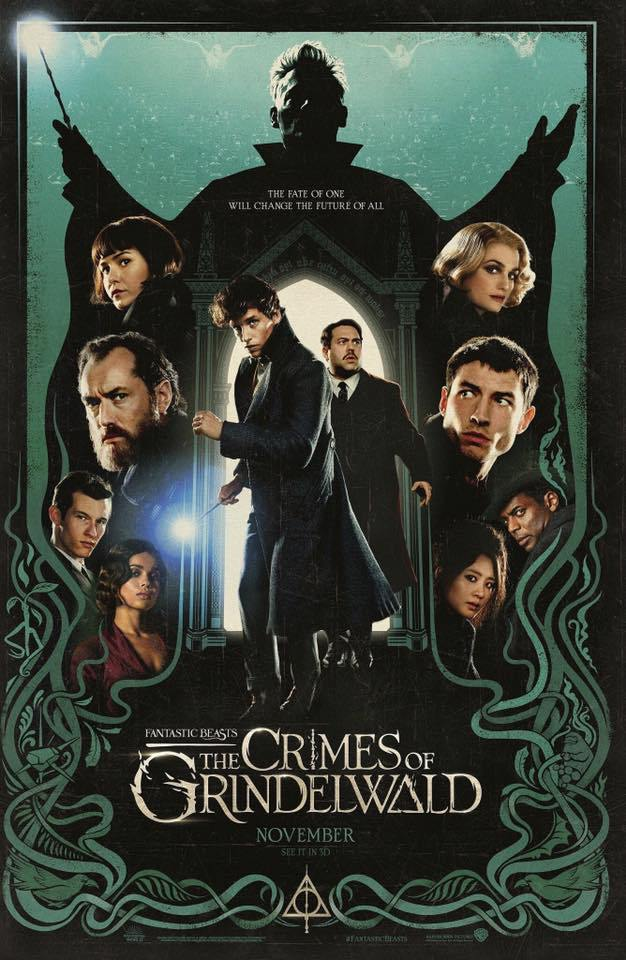 Animali fantastici – I Crimini di Grindelwald