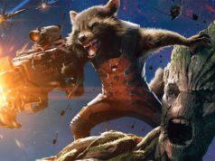 Rocket Raccoon e Groot