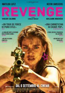 """Poster for the movie """"Revenge"""""""