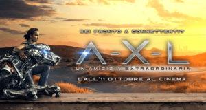 A-X-L: Un'amicizia extraordinaria