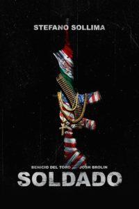 "Poster for the movie ""Soldado"""