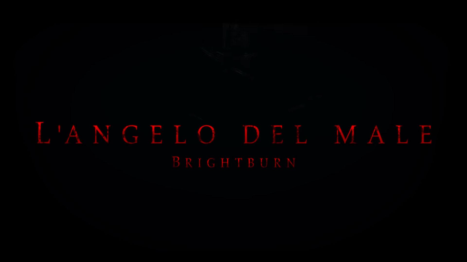 L'Angelo del Male – Brightburn