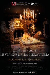 """Poster for the movie """"Wunderkammer - Le Stanze della Meraviglia"""""""