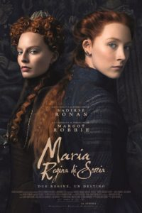 "Poster for the movie ""Maria Regina di Scozia"""