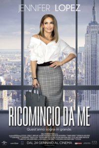 """Poster for the movie """"Ricomincio da me"""""""