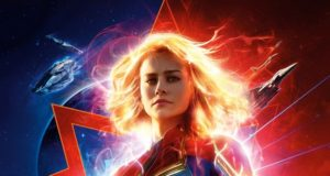 """Poster for the movie """"Captain Marvel"""""""