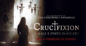 Crucifixion - Il male è stato invocato