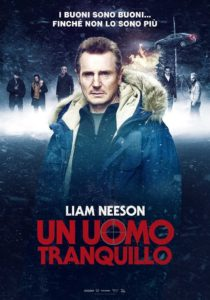 "Poster for the movie ""Un uomo tranquillo"""