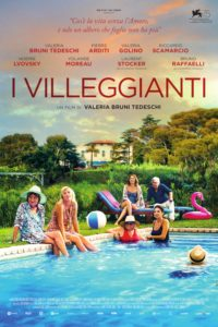 "Poster for the movie ""I villeggianti"""