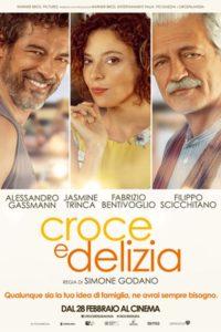 """Poster for the movie """"Croce e delizia"""""""