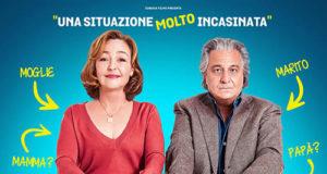 """Poster for the movie """"Un figlio all'improvviso"""""""