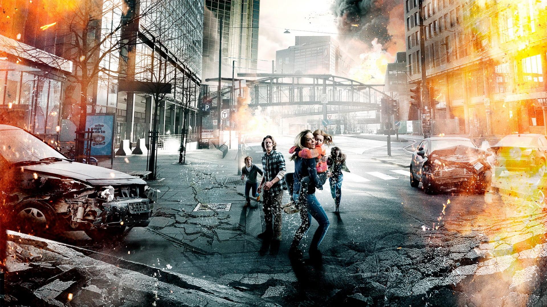 The Quake - Il terremoto del secolo