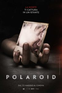 """Poster for the movie """"Polaroid"""""""