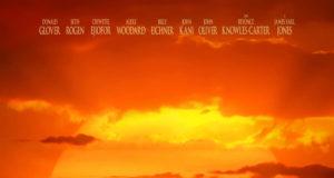 "Poster for the movie ""Il re leone"""