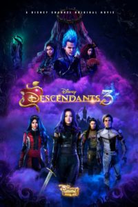 "Poster for the movie ""Descendants 3"""