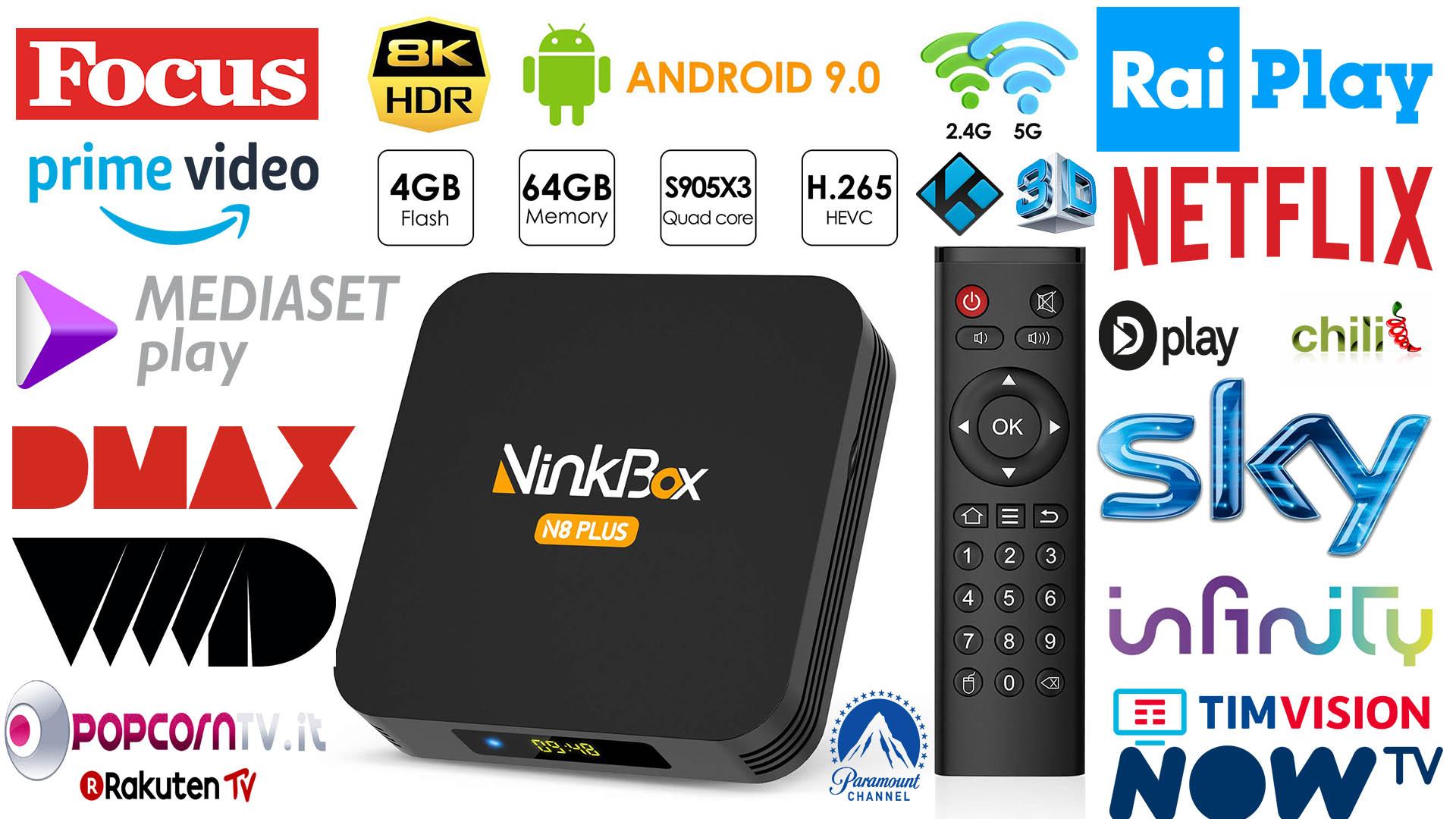 NinkBox N8 Plus