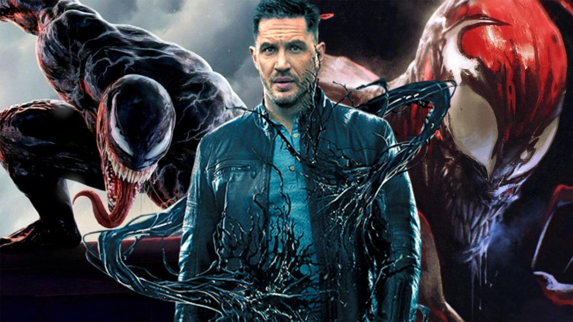 Tom Hardy suggerisce la presenza di Carnage in Venom 2