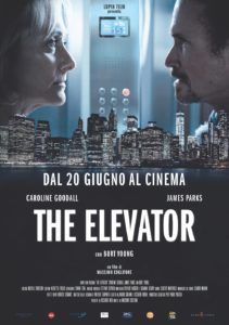 "Poster for the movie ""The Elevator"""
