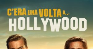 "Poster for the movie ""C'era una volta a… Hollywood"""