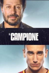 "Poster for the movie ""Il campione"""