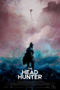 "Poster for the movie ""The Head Hunter"""