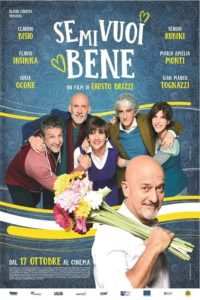 "Poster for the movie ""Se mi vuoi bene"""
