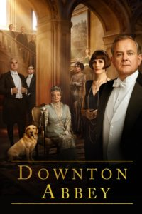 """Poster for the movie """"Downton Abbey"""""""